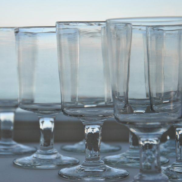 Fransk Rødvinsglas