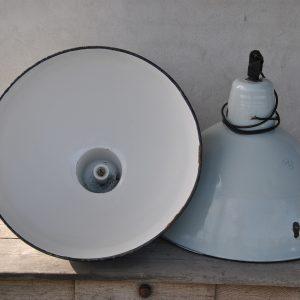 Fransk Industrilamper