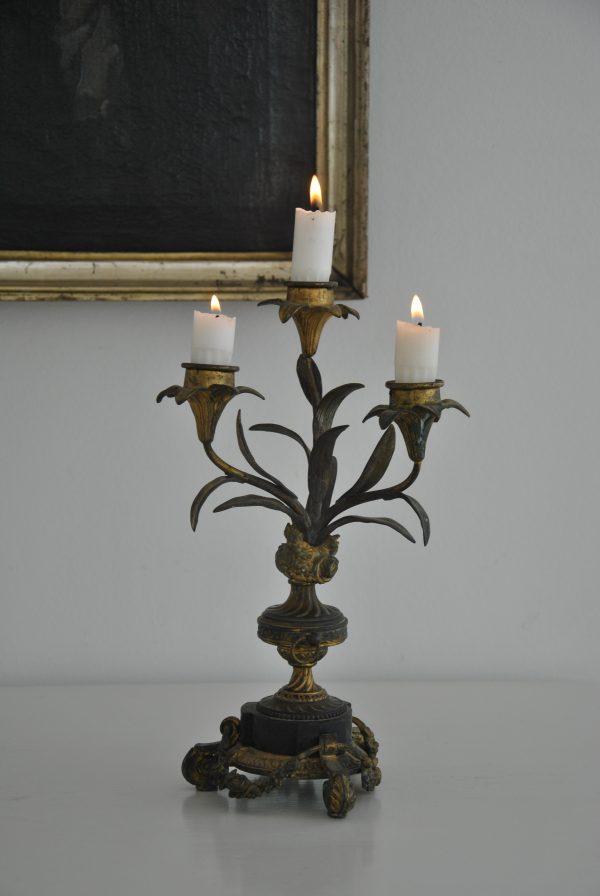 Fransk lysestage fra Villaverte
