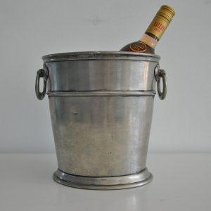 Fransk champagnekøler til to flasker