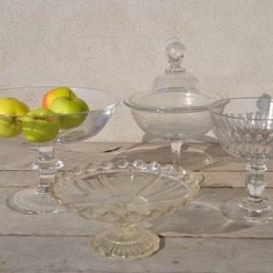 glasskåle fra Villaverte