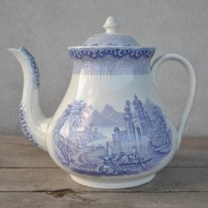 Kaffekande i porcelæn