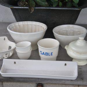 porcelænshylde