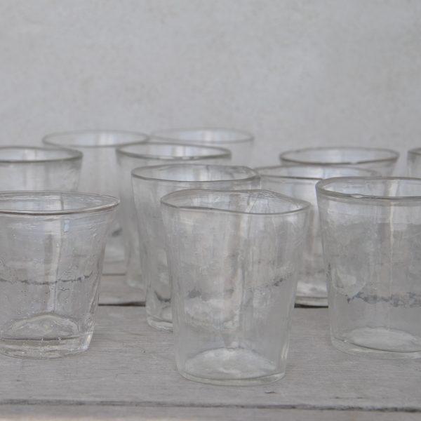 Lyonglas til stearinlys