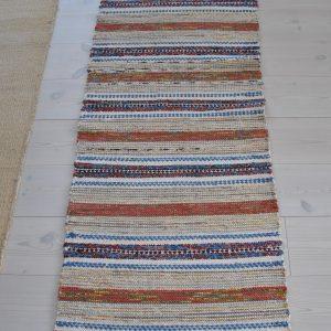 Langt kludetæppe fra Sverige
