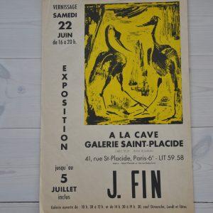 Fransk plakat