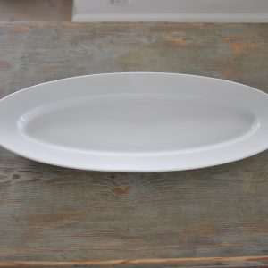 Ovalt serveringsfad