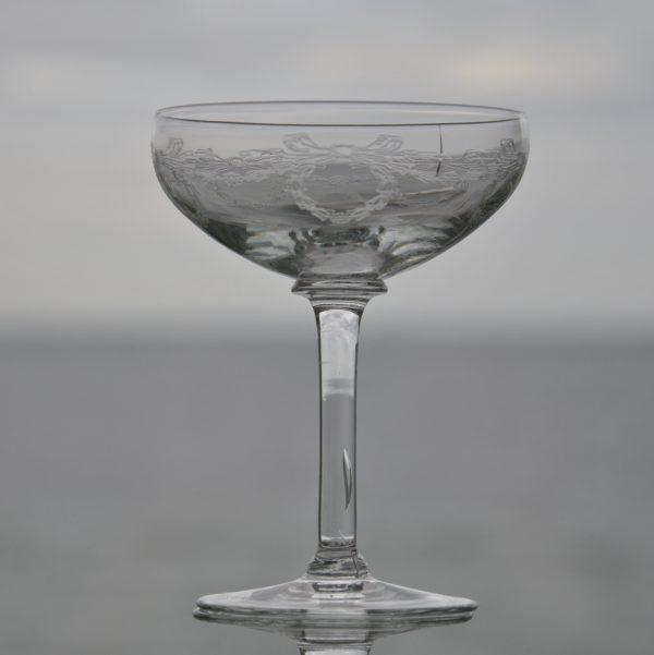 10 Champagneskåle