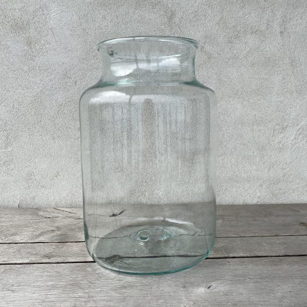 Højt fransk sylteglas