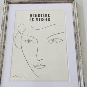 Matisse Litografi