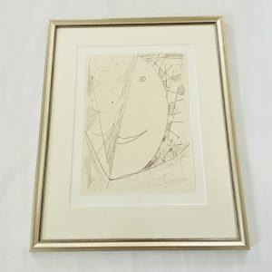 Egill Jakobsen Litografi