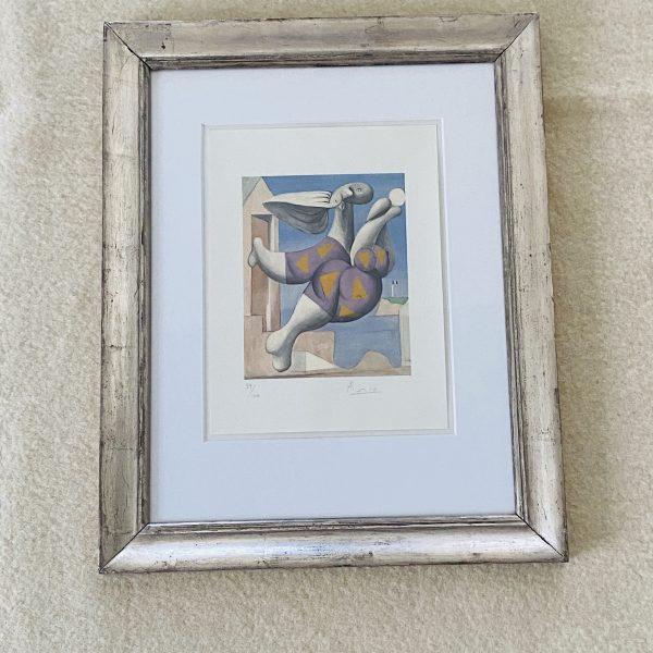 Surrealistisk Picasso Litografi