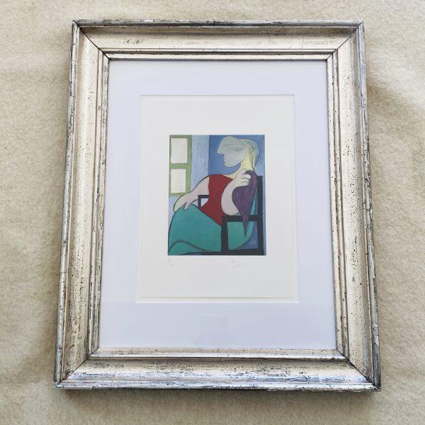 Picasso - Kvinde ved vindue